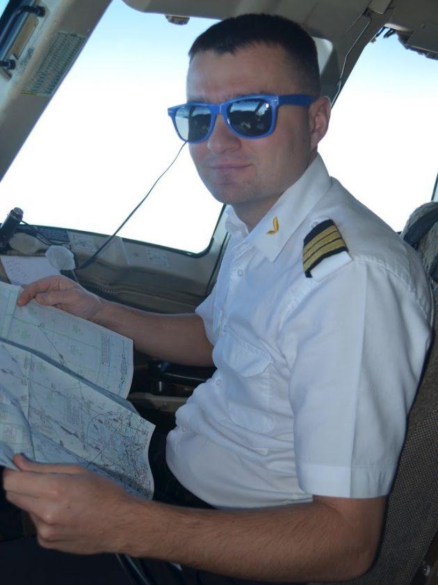 Мониторящий пилот