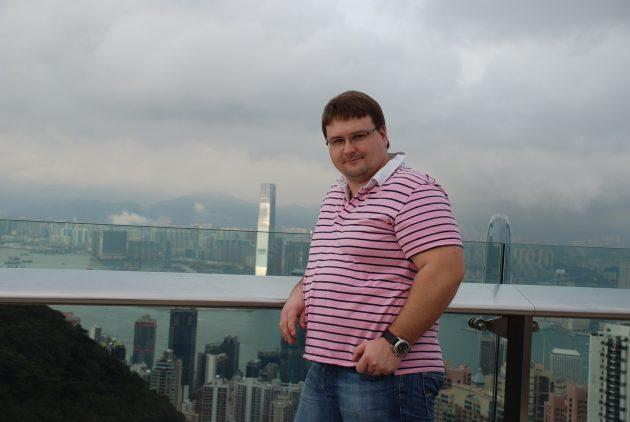 Андрей Эрлих: «Как я сбросил 20 кг и заново научился завязывать шнурки»