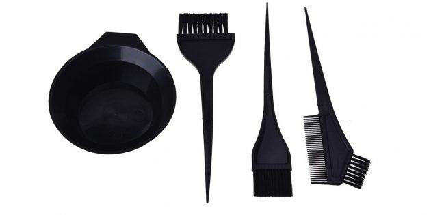 Набор для домашнего окрашивания волос