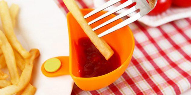 Подвесная миска для соуса