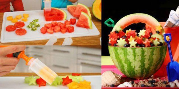 Слайсер для фруктов и овощей