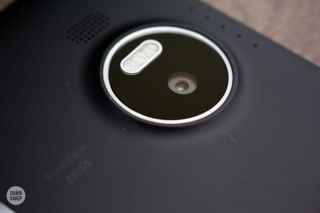 Lumia 950 XL: камера