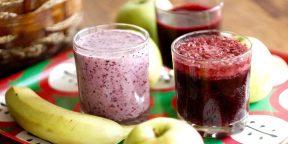 РЕЦЕПТЫ: 3 вкусных и полезных смузи с семенами чиа