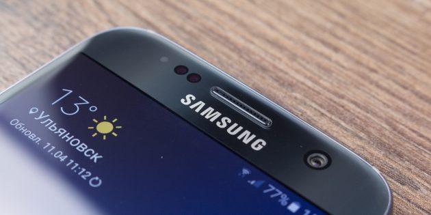 ОБЗОР: Samsung Galaxy S7 — первый претендент на звание лучшего смартфона 2016 года