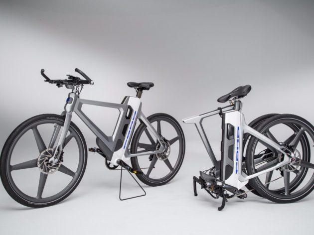 7 велосипедов будущего, которые заставят автомобилистов плакать от зависти