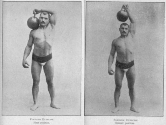 Возвращение к истокам: 24 забытых упражнения, которые должен попробовать каждый мужчина
