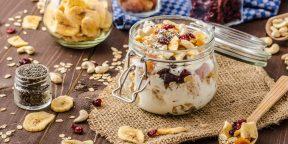 ВИДЕО: Вкусные и полезные десерты из 3 ингредиентов