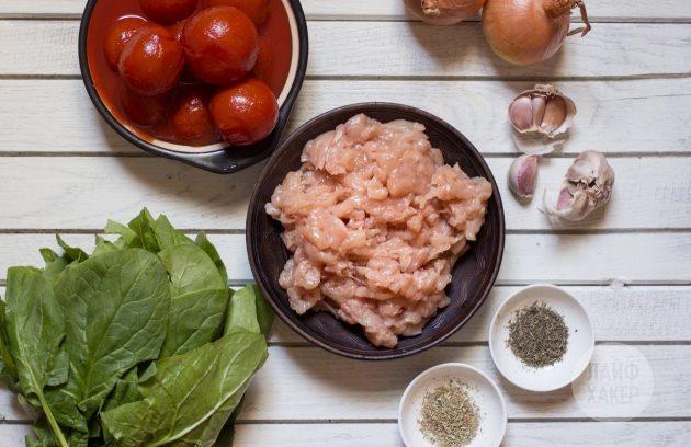 Рецепт лазаньи из кабачков с творогом: добавьте к фаршу томаты в собственном соку