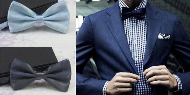 100крутых вещей дешевле 100рублей: галстук-бабочка
