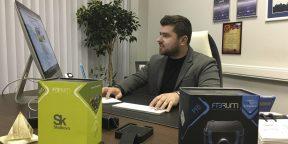 Рабочие места: Илья Флакс, генеральный директор Fibrum