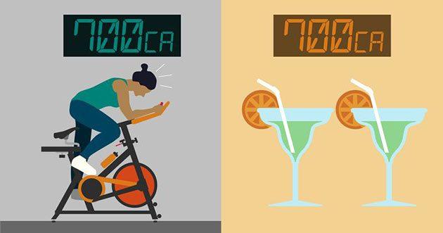 упражнения для похудения, физическая активность