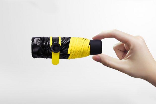 Находки AliExpress: поясная сумка, прозрачный оконный термометр и крошечный зонт