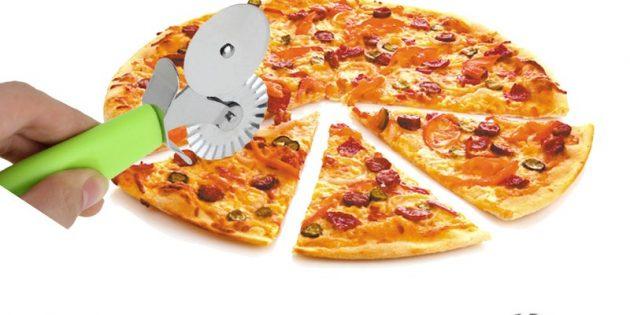100крутых вещей дешевле 100рублей: нож для пиццы