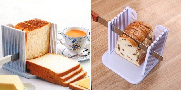 Форма для нарезки хлеба