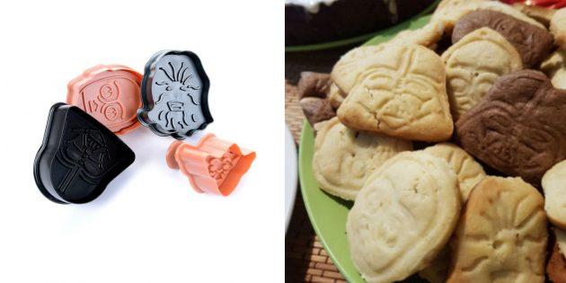 Формы для печенья «Звёздные войны»