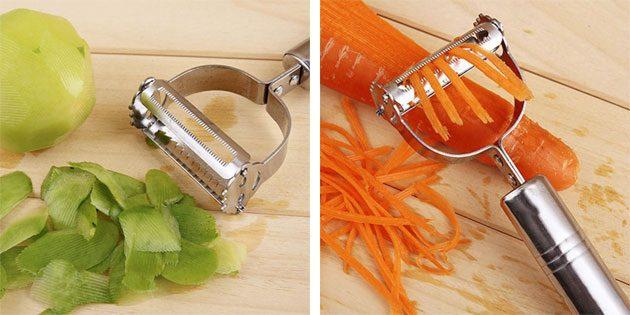 Бритва для овощей