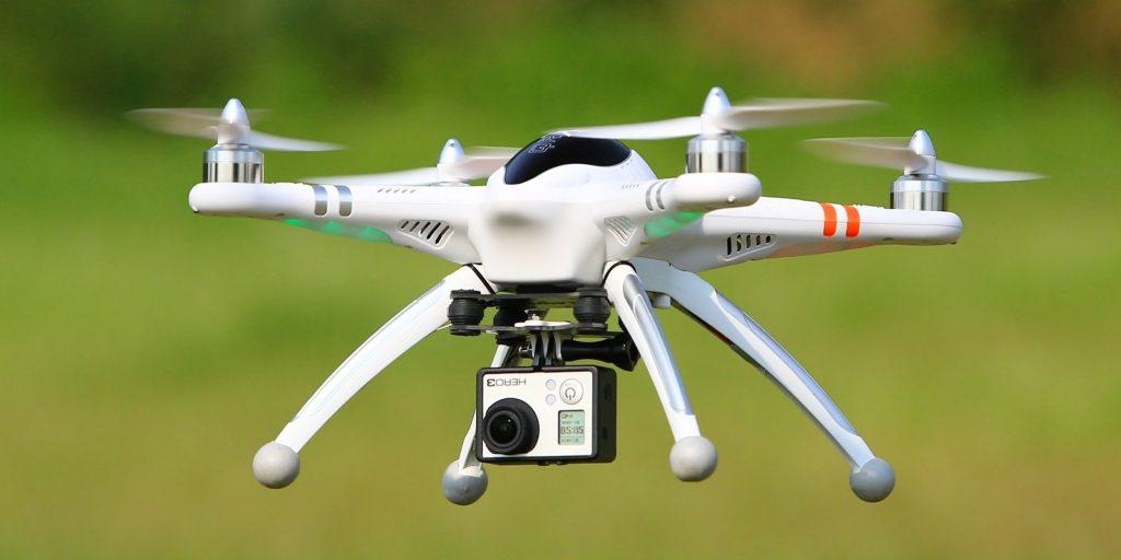 ОБЗОР: Квадрокоптер Walkera QR X350 Pro — опенсорс аналог Phantom