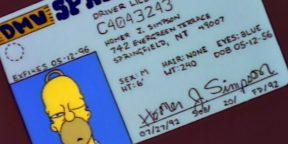 60 жизненных уроков от Гомера Симпсона
