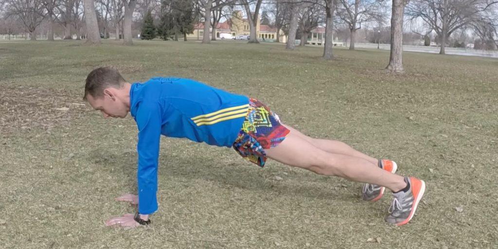 Планка-воркаут — новый комплекс для развития мышц всего тела
