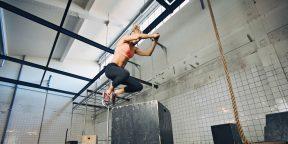 Кроссфит-тренировка для бегунов