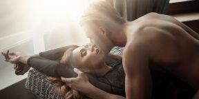 Приятные факты о сексе и здоровье