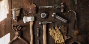 6 вещей, которые можно позаимствовать у жены для домашней мастерской