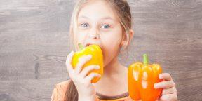 Витамины для детей: где брать и как употреблять