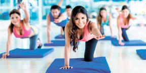 8 упражнений без дополнительного веса для высокоинтенсивной тренировки