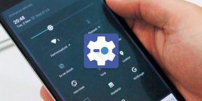 Custom Quick Settings поможет настроить шторку в Android