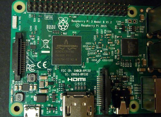 Обзор Raspberry Pi 3