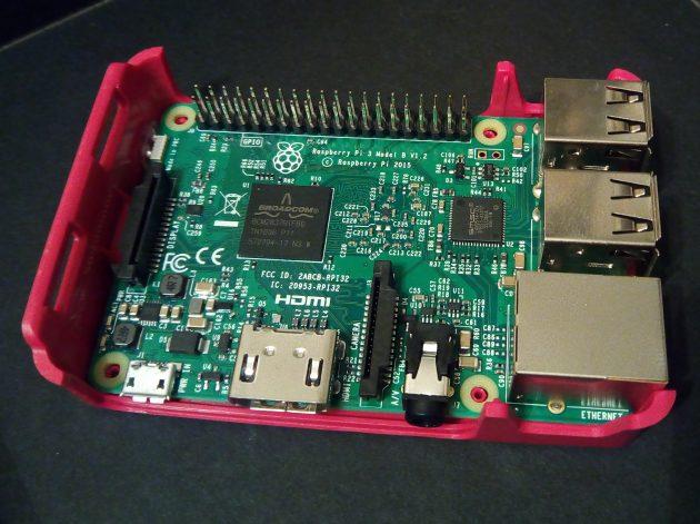 Raspberry Pi 3: технические характеристики
