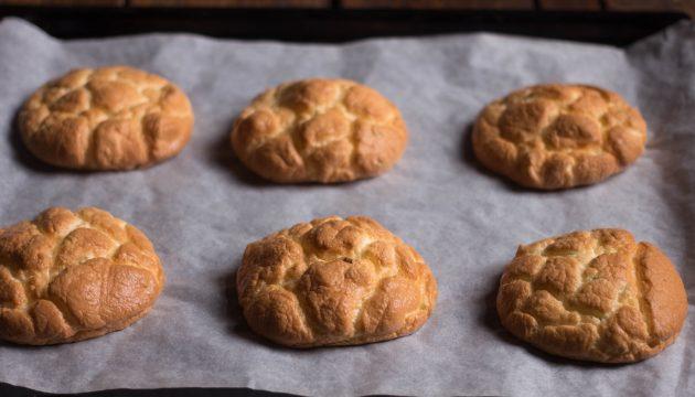 Домашние низкоуглеводные хлебцы: выпекайте хлебцы порядка 20–25 минут