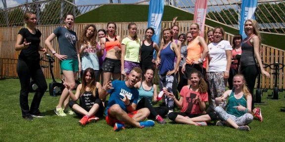 Urban Tri: фотоотчёт о ярких и необычных летних тренировках