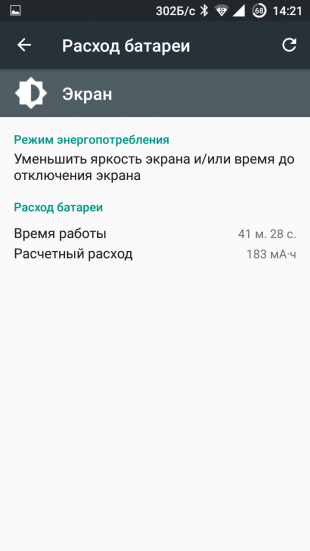 Android time