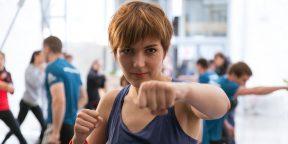 Как стать быстрее, сильнее и круче: женский бокс