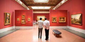 10 советов, как разговаривать об искусстве