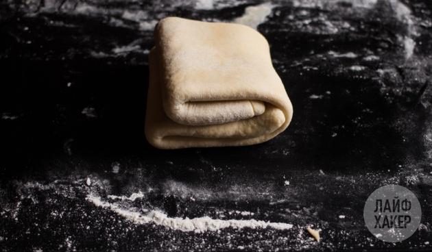 Простой рецепт круассанов: готовое тесто