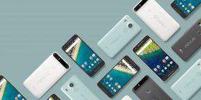 Нужен смартфон на Android? Ваш выбор — Nexus