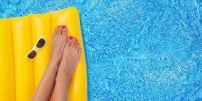 5 секретов идеального летнего педикюра, которые должна знать каждая девушка