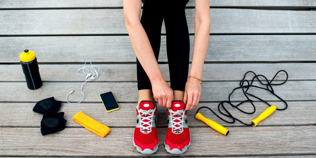 ВИДЕО: Упражнения со скакалкой