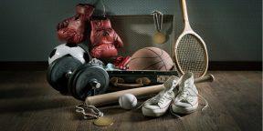 Почему заниматься спортом нужно в меру