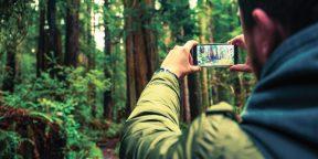Как использовать смартфон для выживания в диких условиях