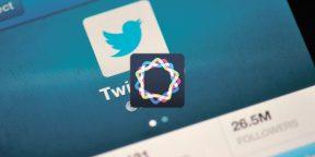Charm — приложение для iOS, которое сохраняет твиты в коллекции