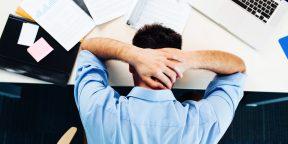 Много работаете и мало спите? Это не повод для гордости!