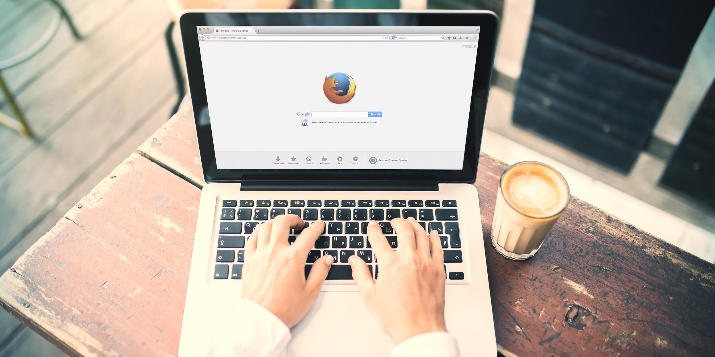 Как разделить личное и рабочее пространство в новом Firefox