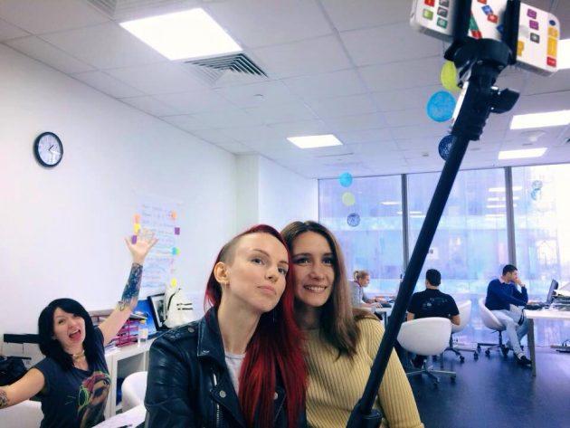 Рабочие места: Наталья Стурза, UX-аналитик, Модульбанк