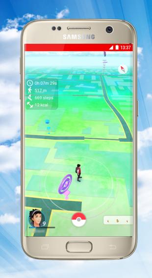 игра Pokemon GO