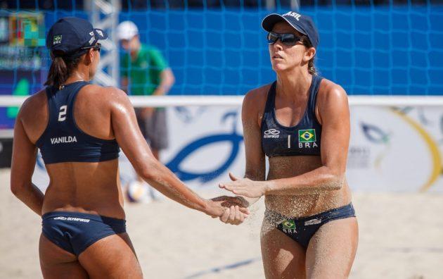 Зрелищные виды спорта: пляжный волейбол