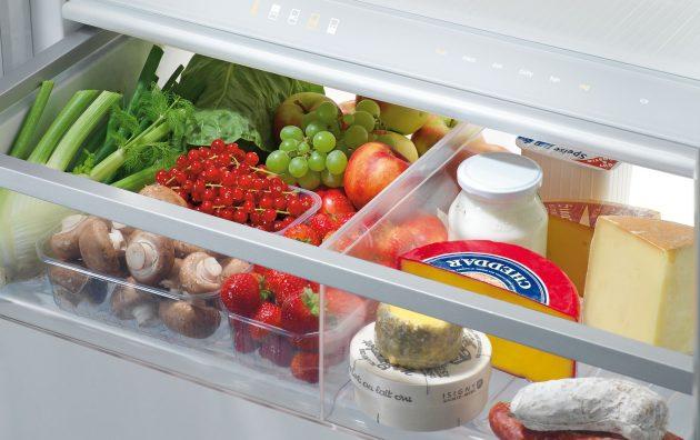 Проводите ревизию, чтобы поддержать порядок в холодильнике