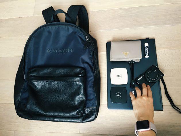 Марина Могилко, LinguaTrip: о содержимом рюкзака